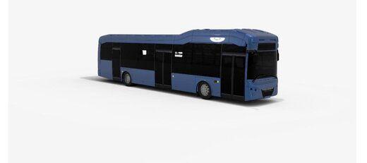 اولین اتوبوس برقی ایرانی در راه است