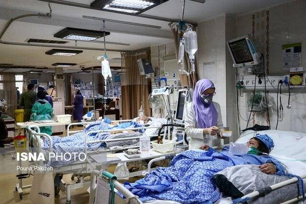 شناسایی ۷۶۰۳ بیمار جدید کرونایی در کشور