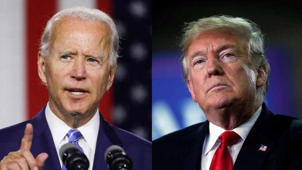 بایدن در بهترین جایگاه نسبت به ترامپ در انتخابات آمریکا