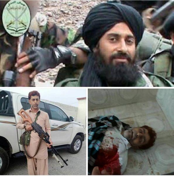 عضو ارشد گروه تروریستی جیش العدل به هلاکت رسید