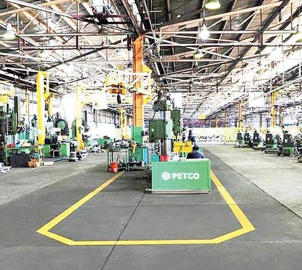 توسعه سبد محصولات شرکت پتکو