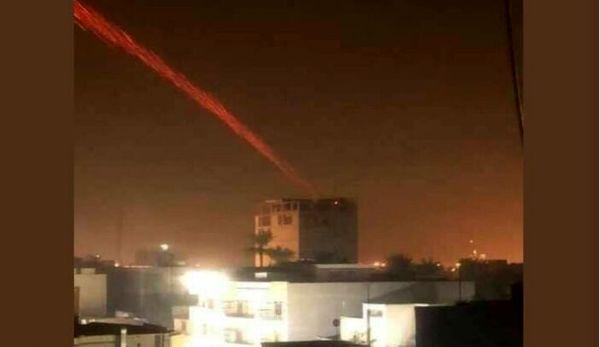 هراسافکنی دوباره سفارت آمریکا در قلب بغداد