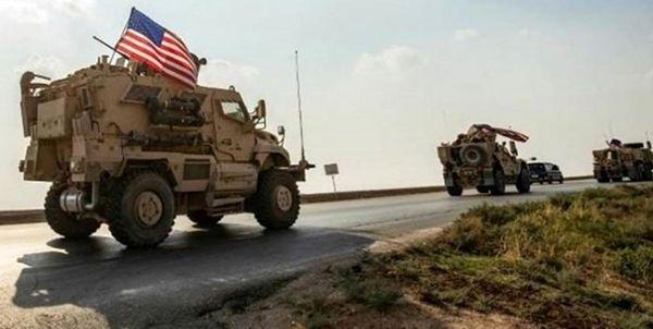 هدف قرار گرفتن دومین کاروان نظامی آمریکا در عراق طی یک شب