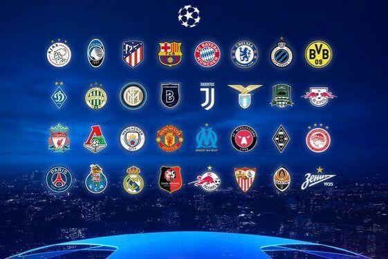 مرحله گروهی لیگ قهرمانان اروپا قرعهکشی شد/ مسی و رونالدو در یگ گروه