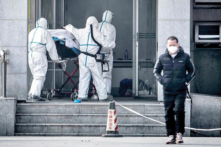 مرگبارترین ویروس جهان در «ووهان»