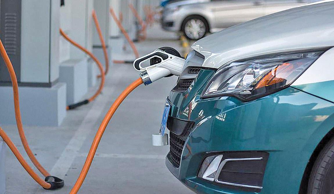 افزایش خودروهای برقی در چین