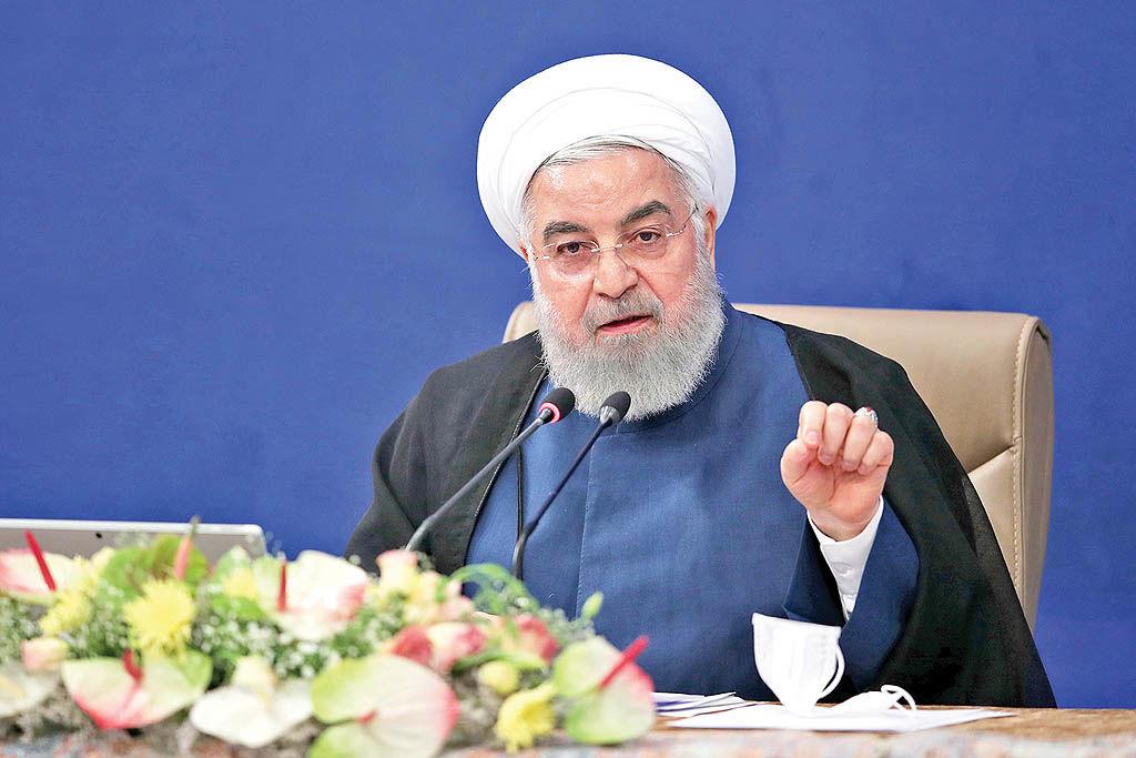 دفاع روحانی از عملکرد وزارت خارجه