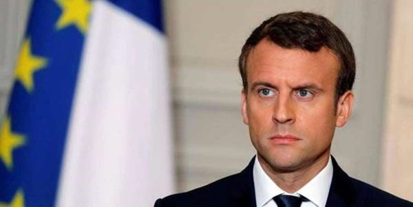 ادعای بی اساس رئیس جمهور فرانسه علیه ایران!