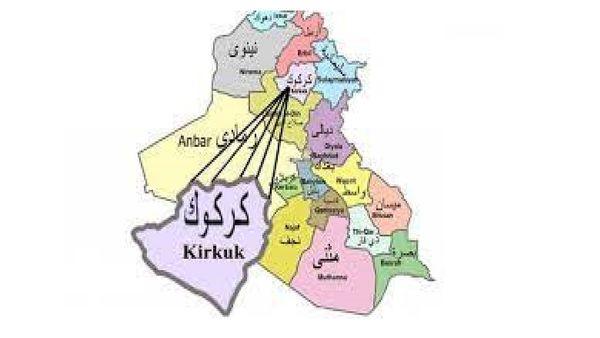 کرکوک زیر آتش خمپارههای داعش