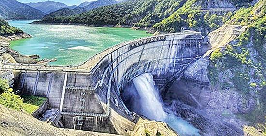 سهم 11 درصدی نیروگاههای برقآبی در تامین برق کشور