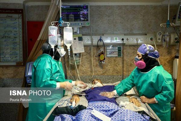 اعلام جدیدترین آمار فوتیهای کرونا در کشور/۴۲۷۲ تن در وضعیت شدید بیماری