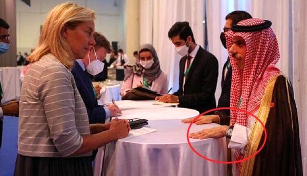 خشم عربستانیها از ساعت طلای وزیر خارجه کشورشان