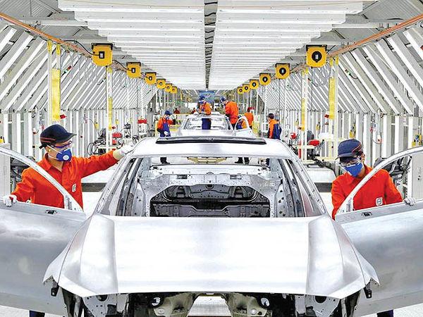 ابرهای تیره بر بازار خودرو چین