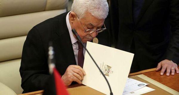 نامه دولت جدید آمریکا به عباس