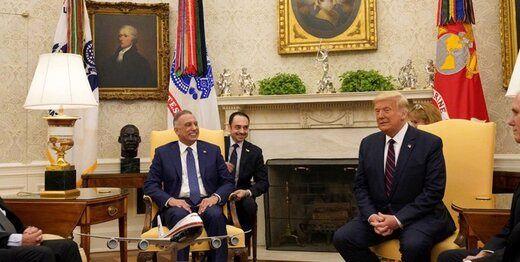 افشای تهدید ترامپ به بستن سفارت آمریکا در بغداد