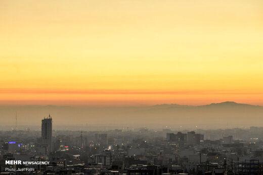 آلودگی ترسناک یک شهر در ایران با شاخص ۲۷۴