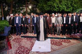 دیدار جمعی از شاعران و استادان زبان و ادب پارسی با رهبر انقلاب