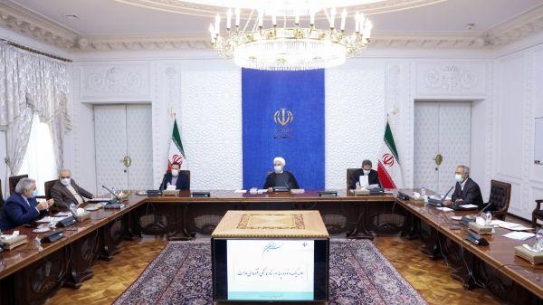 روحانی: هیچ سرمایهگذار قانونی نباید احساس ناامنی اقتصادی، اجتماعی و سیاسی کند