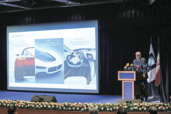 گام بلند ایران به سمت خودروساز شدن