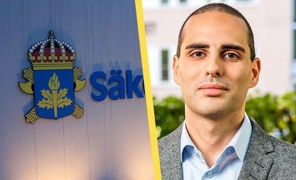 دستگیری مقام سوئدی به اتهام جاسوسی برای ایران