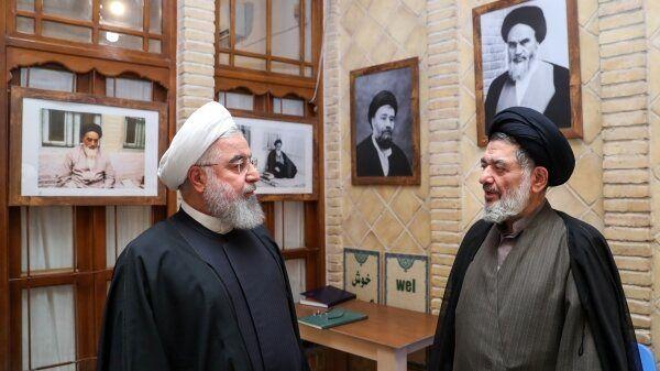 تسلیت حسن روحانی در پی درگذشت محتشمیپور