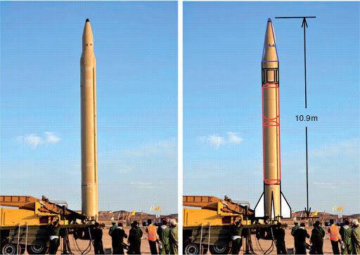 این موشک بالستیک، شکارچی سیستمهای ضد موشکی آمریکا و اسرائیل است +تصاویر