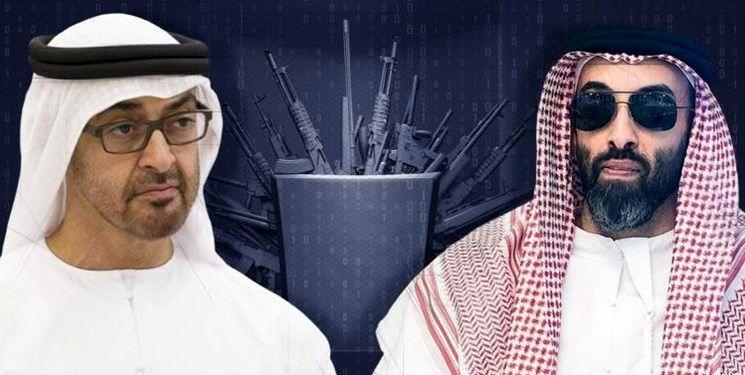 محمد بن زاید از ترس برادرش، محافظان فرانسوی استخدام کرده است
