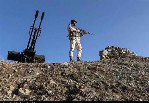 درگیری شدید مرزبانان با اشرار مسلح در مریوان