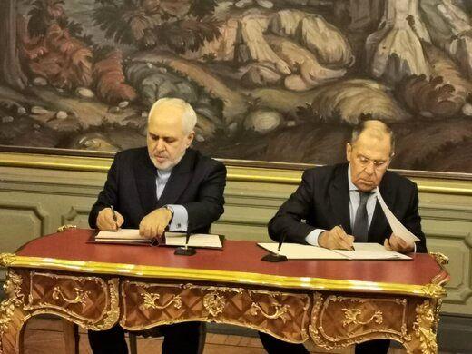 ایران و روسیه توافق کردند