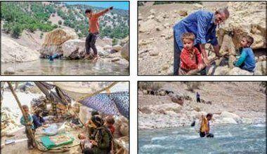 شادترین مردم ایران متعلق به این روستا هستند