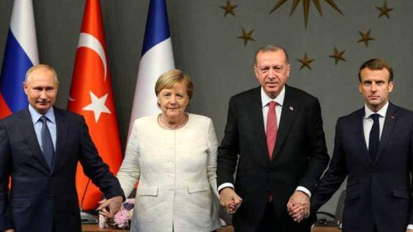 نگرانی اردوغان از تصمیمات احتمالی بایدن