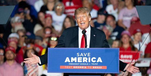 اتهام تازه ترامپ به دولت بایدن