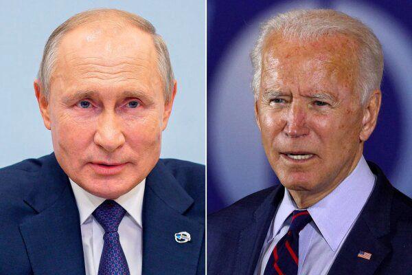 جزئیات گفتگوی بایدن با پوتین/ پیشنهاد برگزاری نشست دوجانبه