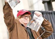 هشدار مایکل مور درباره شرایط آمریکا