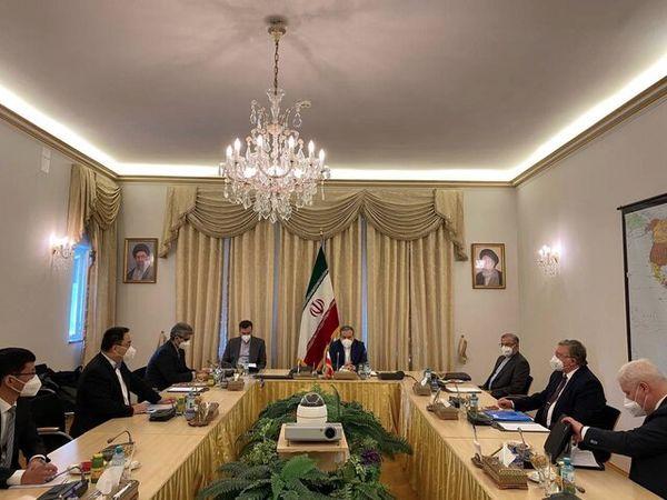 درخواست ایران، روسیه و چین درباره لغو یکجای تحریمهای آمریکا علیه ایران