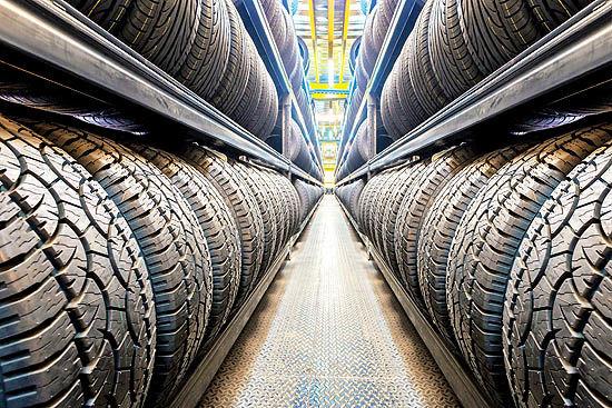 چالشهای توسعه صنعت لاستیک