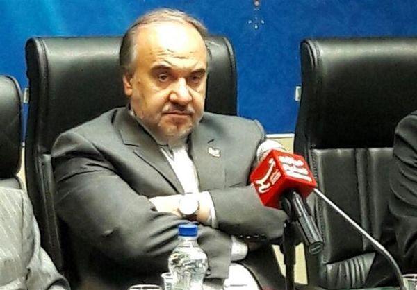 سوال از وزیر ورزش در مجلس کلید خورد