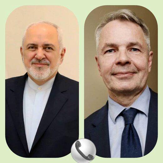 ظریف: گامهای جبرانی ایران در چارچوب برجام بوده است