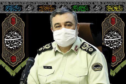 خبر سردار اشتری از تغییر سازماندهی پلیس کشور