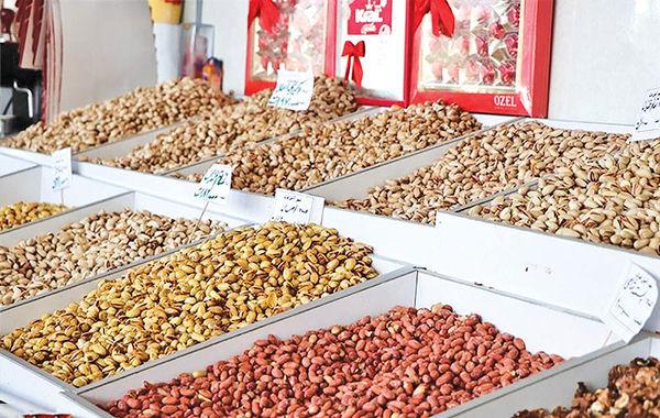 بازار خشکبار تا آخر تابستان اشباع میشود