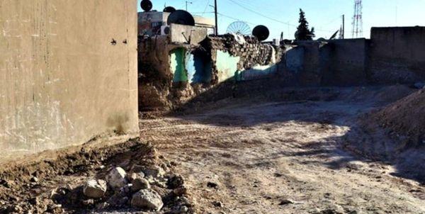 حمله توپخانهای ارتش ترکیه به شمال سوریه