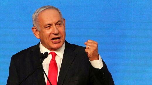 نتانیاهو متعهد به تحویل قدرت شد