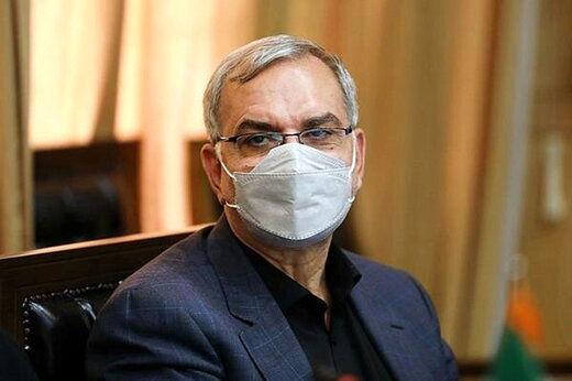 وزیر بهداشت: هرکس که مردم را به رهنمودهای اشتباه تشویق کند جنایت میکند