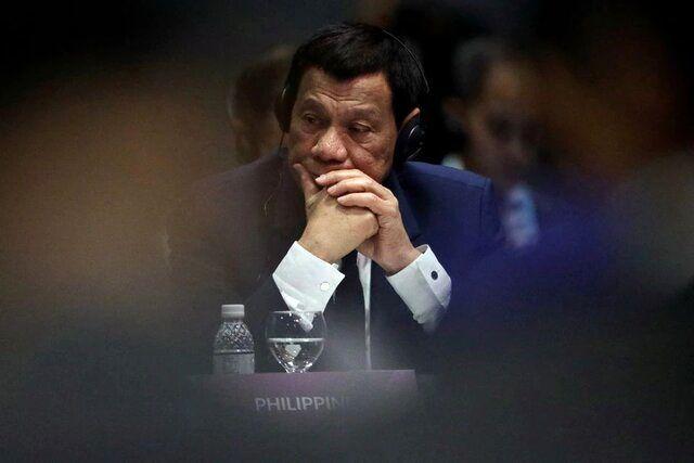 رئیس جمهوری فلیپین: به واکسنگریزها، در خواب واکسن کرونا میزنیم