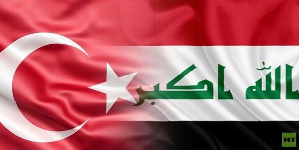 دیدار وزیر دفاع ترکیه با همتای عراقی