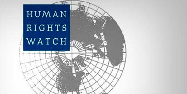 درخواست دیدبان حقوق بشر برای توقف فروش سلاح به مصر