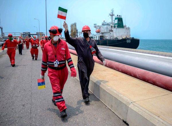 خبر رویترز از قرارداد نفتی بزرگ ایران و ونزوئلا