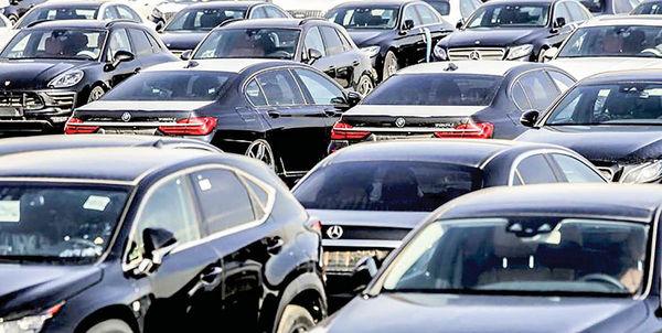 واردات خودرو در 4 سناریو