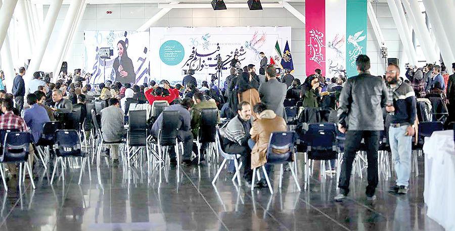 اعتراض به شیوه برگزاری جشنواره فیلم فجر