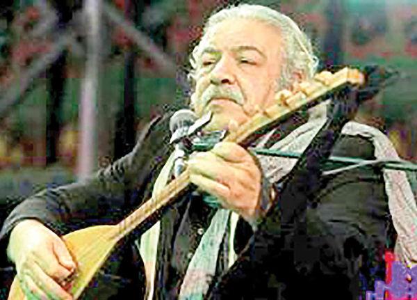 آواز رسول نجفیان در کنسرت گروه «چهل دف»